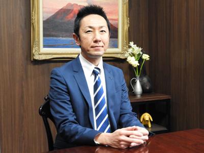 代表取締役社長 山本 龍一